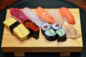 たつみ鮨料理写真