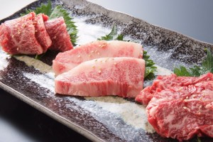 焼肉たいざん料理写真1